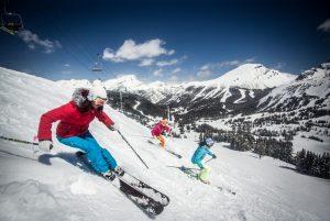 Ski Banff-Lake Louise, Alberta - a resort of choice - Ski Holidays and Tours