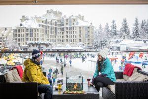 Plenty of dining and après ski at Blackcomb