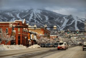 More than a ski resort - Steamboat is a ski town. Photo: Larry Pierce/Steamboat Resort