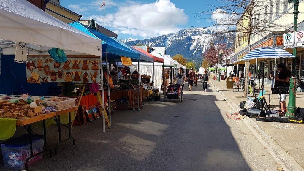 Revelstoke Downtown Market