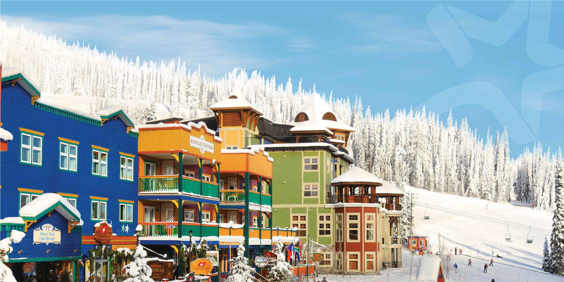 SilverStar Mountain Resort | Ski Holidays & Tours Canada