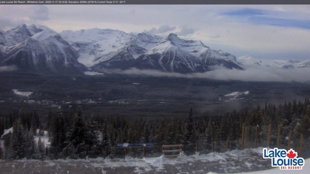 Lake Louise webcam