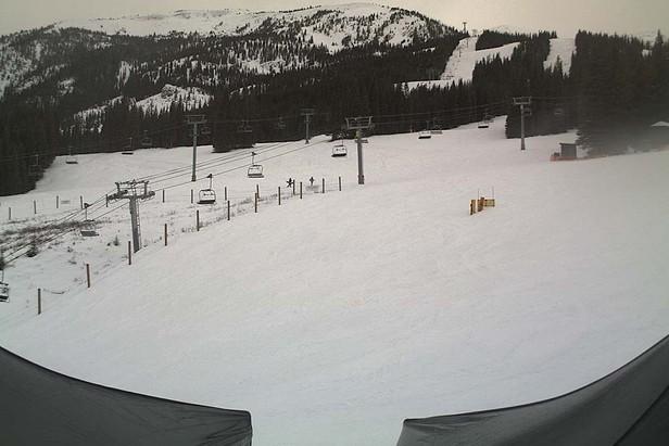 Marmot Basin webcam