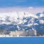 Banff Lake Louise Canada - Ski Resort Alberta