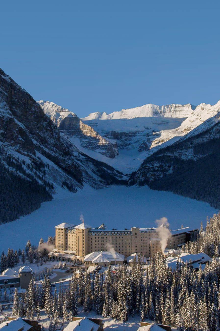Fairmont Banff Springs Hotel & Fairmont Chateau Lake Louise Luxury Vacation