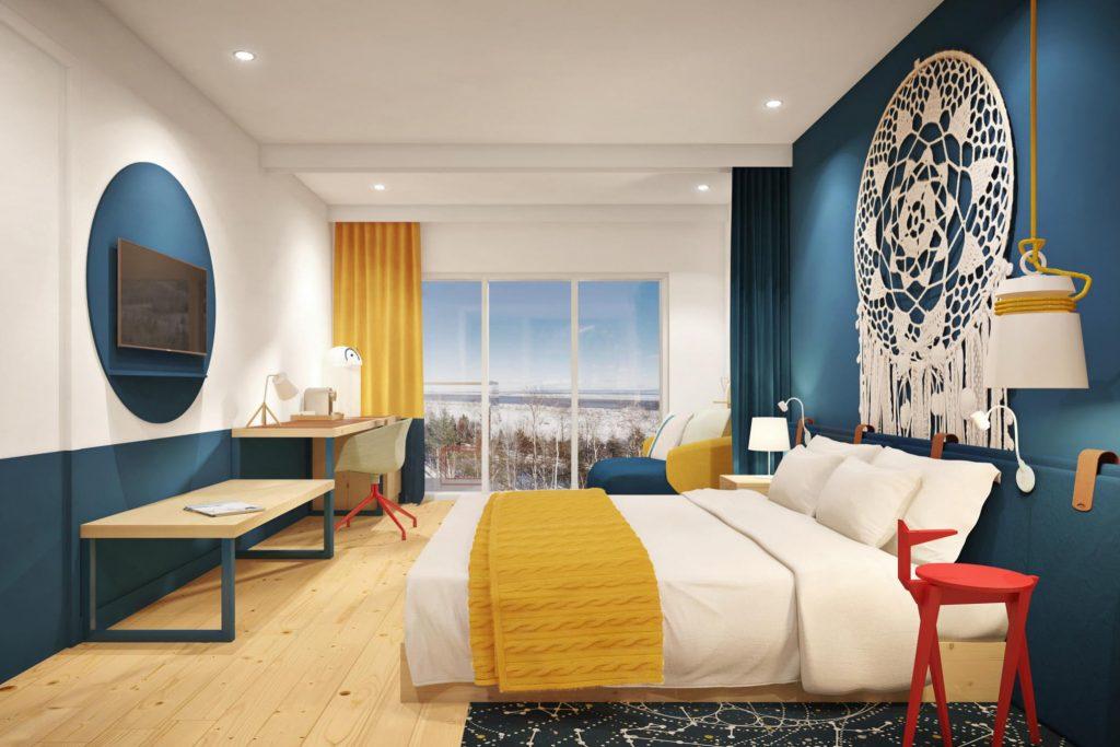 Club Med Superior room