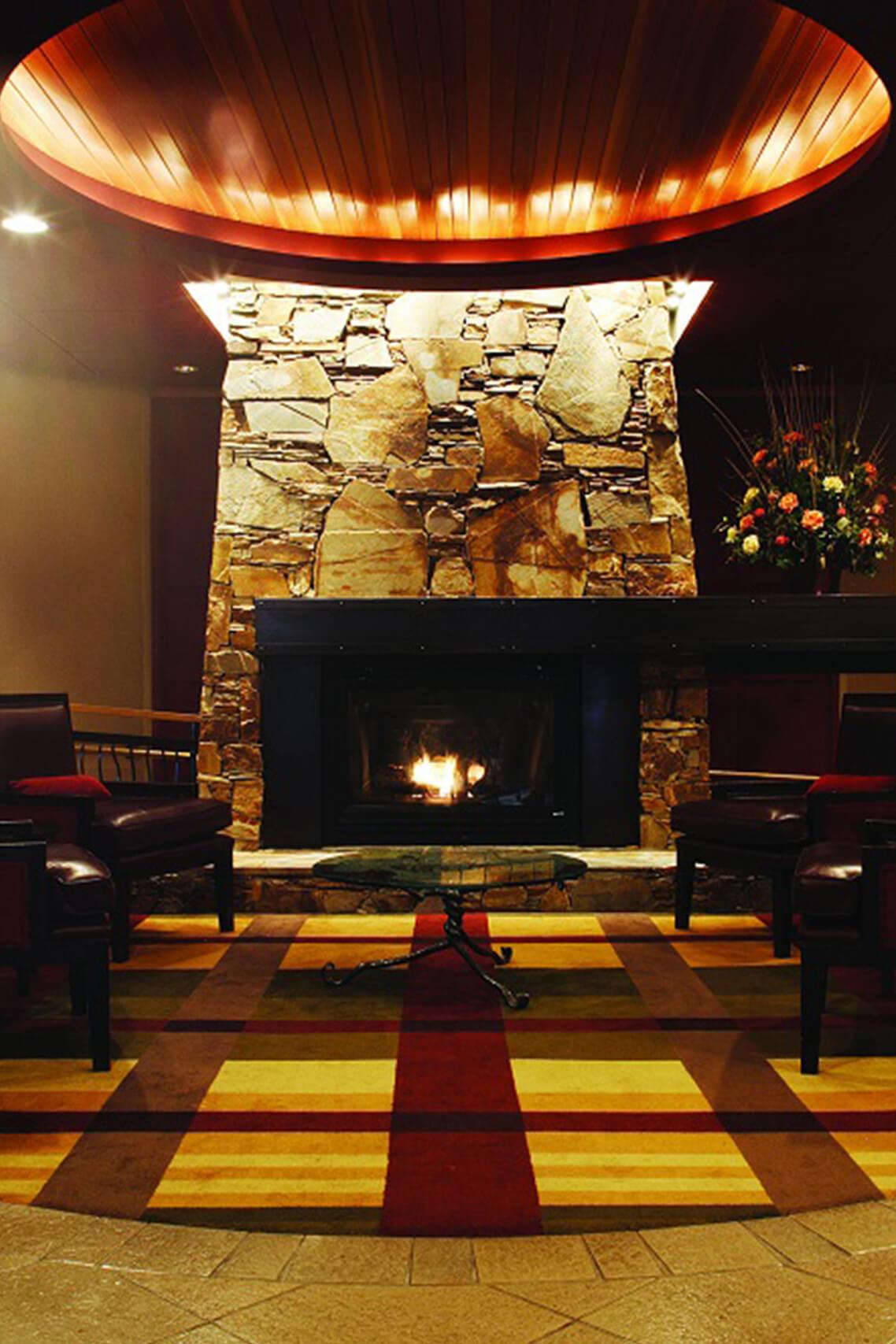 Hilton Whistler Resort & Spa Lobby
