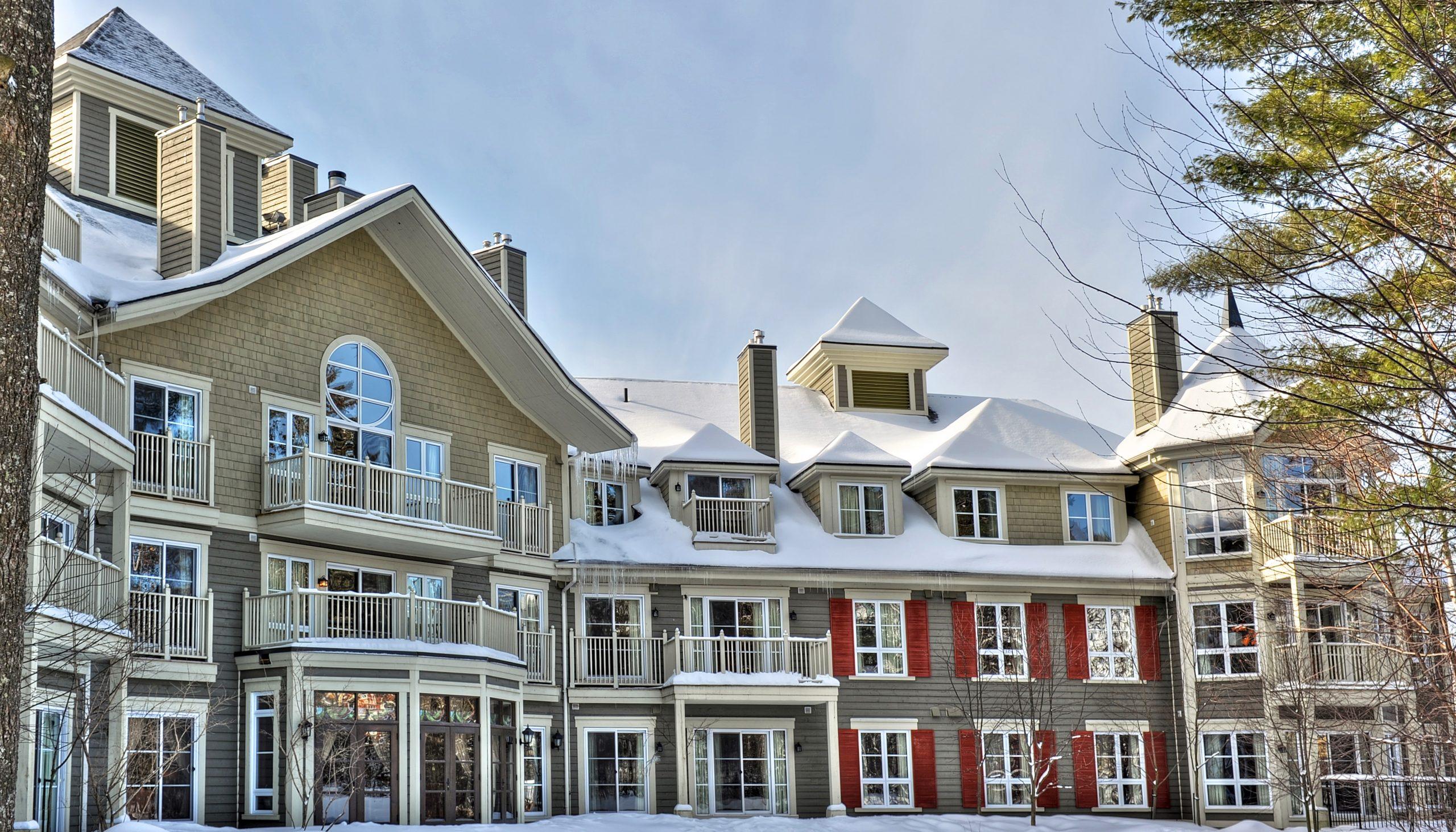 Mont Tremblant Ermitage Hotel