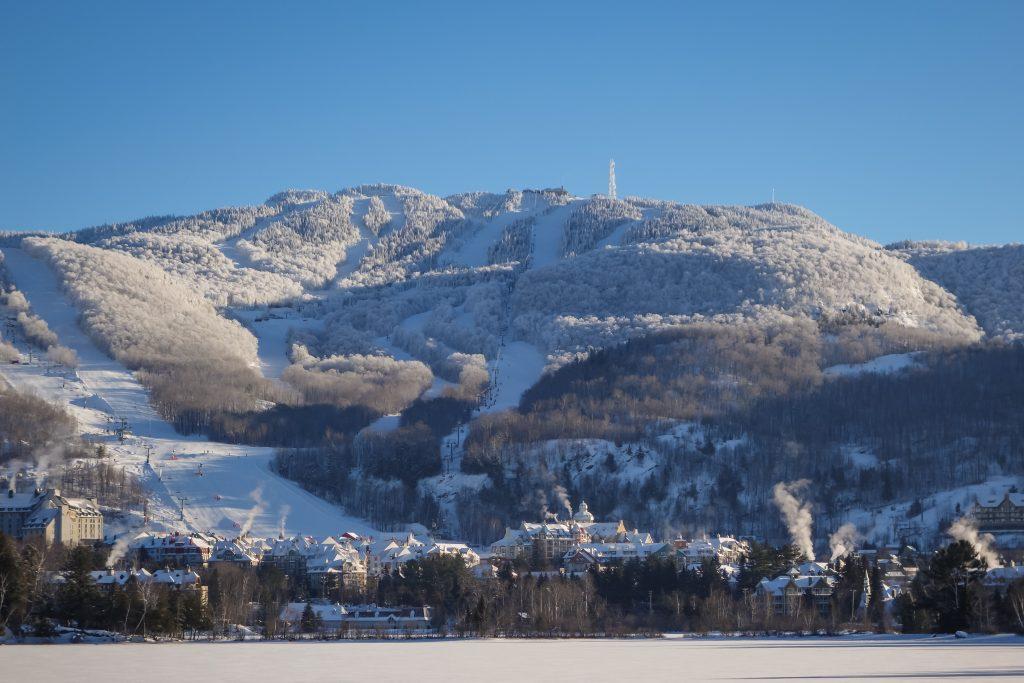 Mont-Tremblant Ski Resort, Quebec - Credit @Tremblant