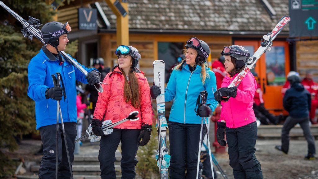 Tremblant ski-valet- Credit @Tremblant
