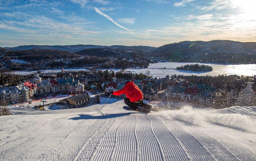 Tremblant Family Skiing
