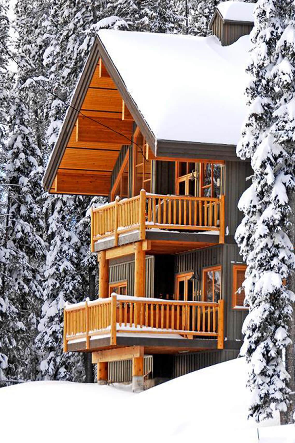 Woodcutter Cabin - Big White Ski Resort